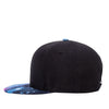 Space and Black Baseball Cap Printing Snapback