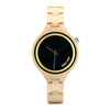 Women's Watches - Wood Material