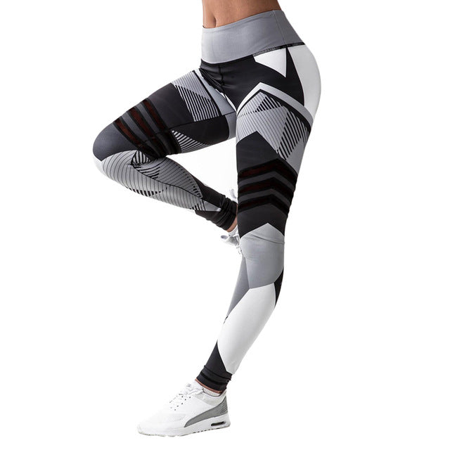 Sport Casual High Waist Leggings