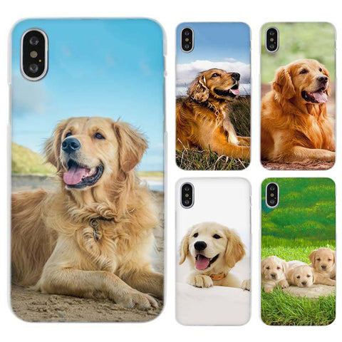Golden Retriever Phone Case for iPhone