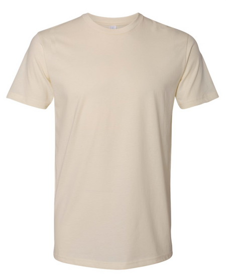 Cream Short Sleeve T