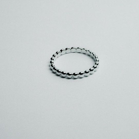 Stackable Beaded Ring