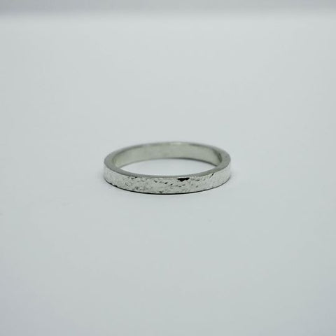 Stackable Hammered Band