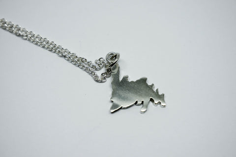Newfoundland Pendant and Necklace