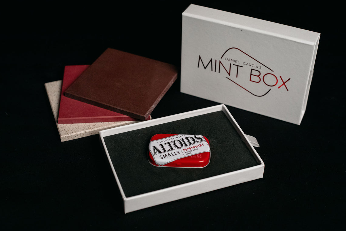 Mint Box - Daniel García