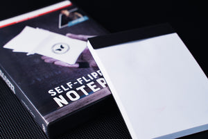 Self Flipping Notepad