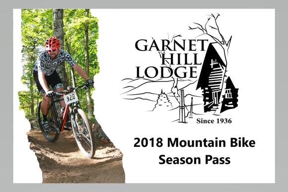 2018 Mountain Bike Season Passes