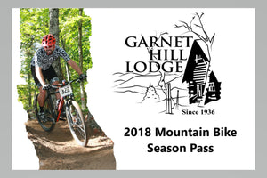 2018 Adult Mountain Bike Season Pass