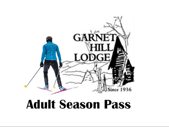 2019 Adult Ski Season Pass