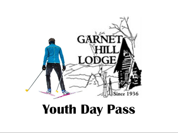 2019 Youth Ski Season Pass
