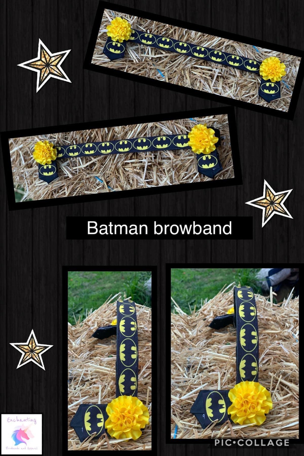 Batman browband