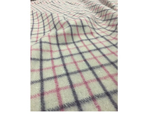 Wool quarter sheet custom made