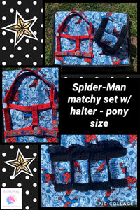 Spider-Man matchy set
