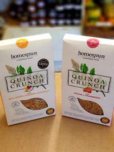 Quinoa Crunch - Homespun