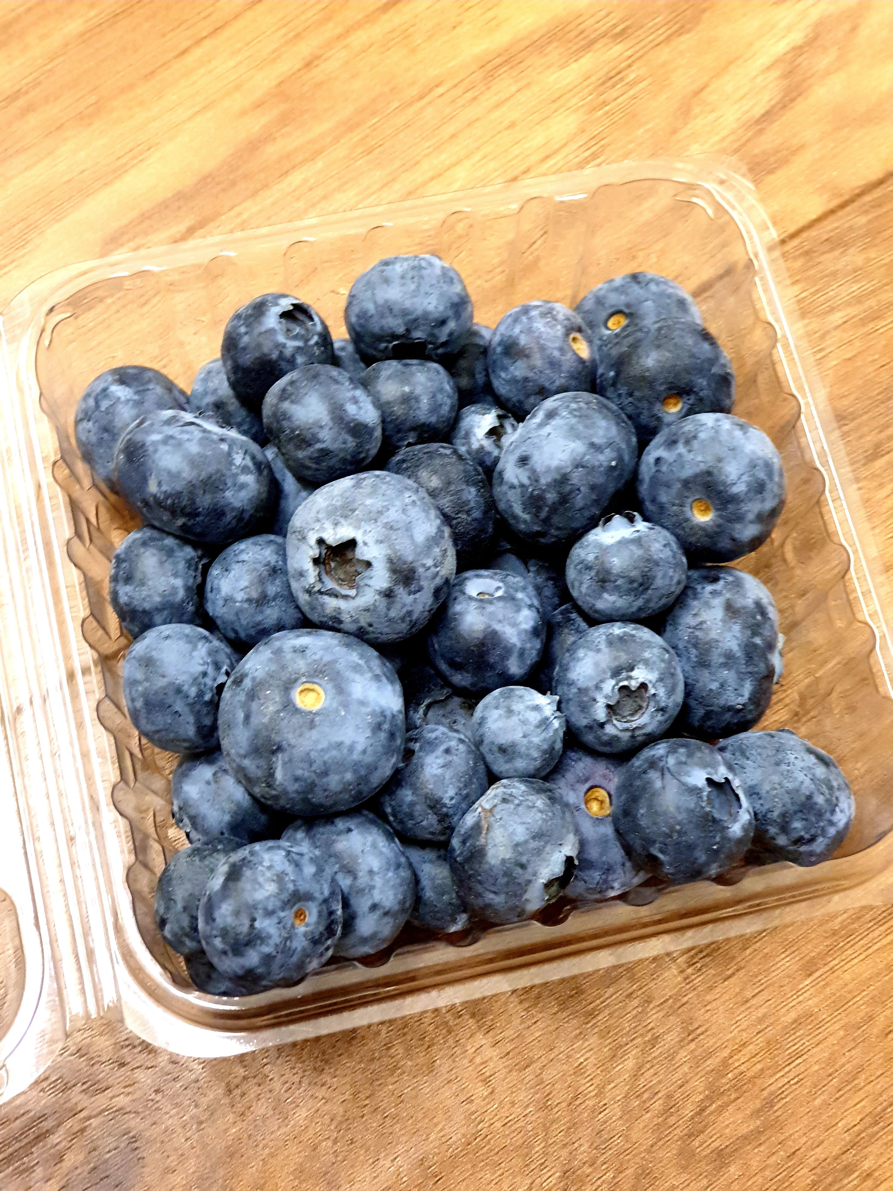 Blueberries (113g)