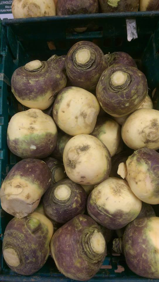 Turnip (AKA Swede)