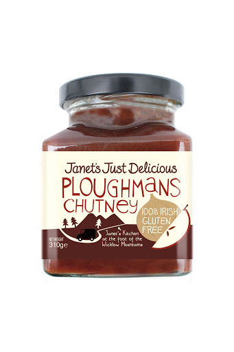 Janet's Just Delicious Ploughman's Chutney 310g