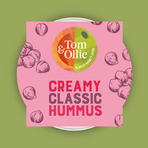 Tom & Ollie - Traditional Hummus