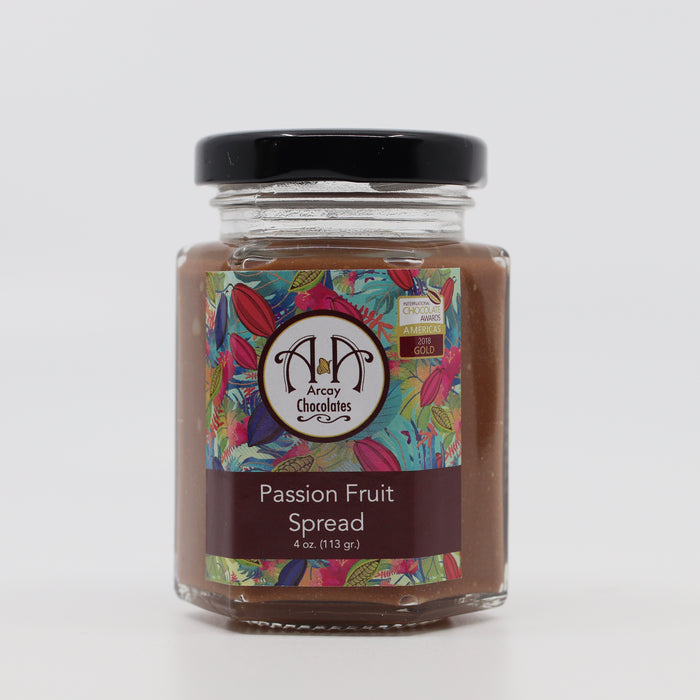 Chocolate Passion Fruit Spread