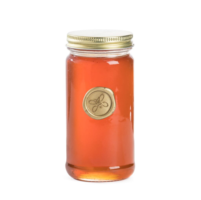 Premium Bourbon Infused Honey