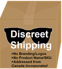 Discreet Shipping at Capital Medical Supply dot c. a.