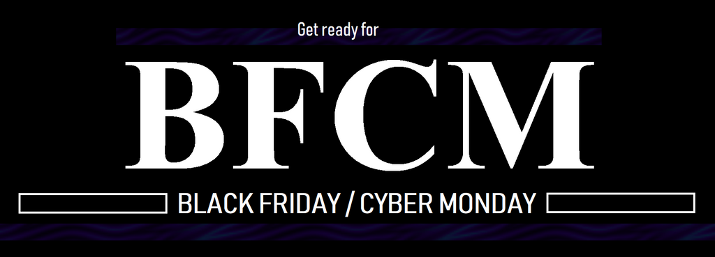 Black Friday / Cyber Monday at Capital Medical Supply dot ca