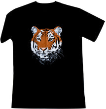 Ring Spun Cotton T-Shirt- Tiger