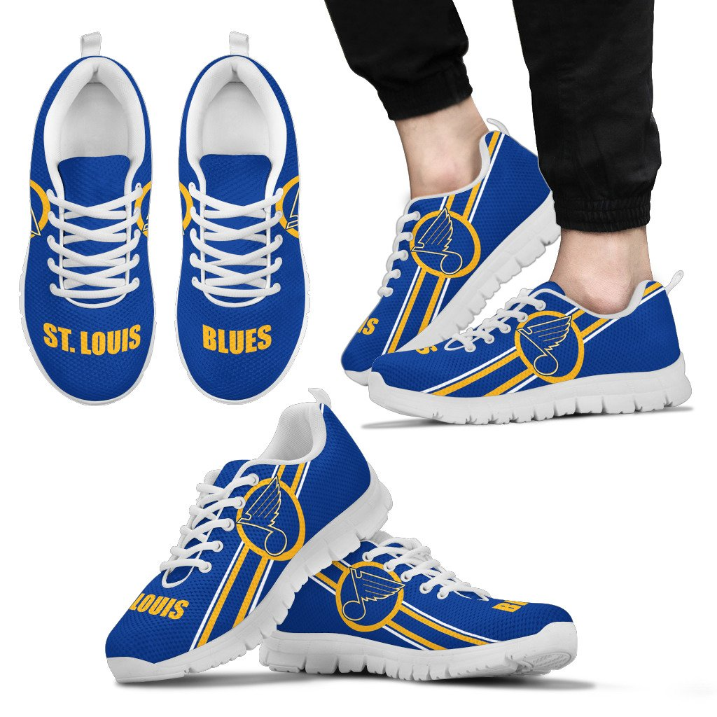 Color Fall Of Light St. Louis Blues Sneakers