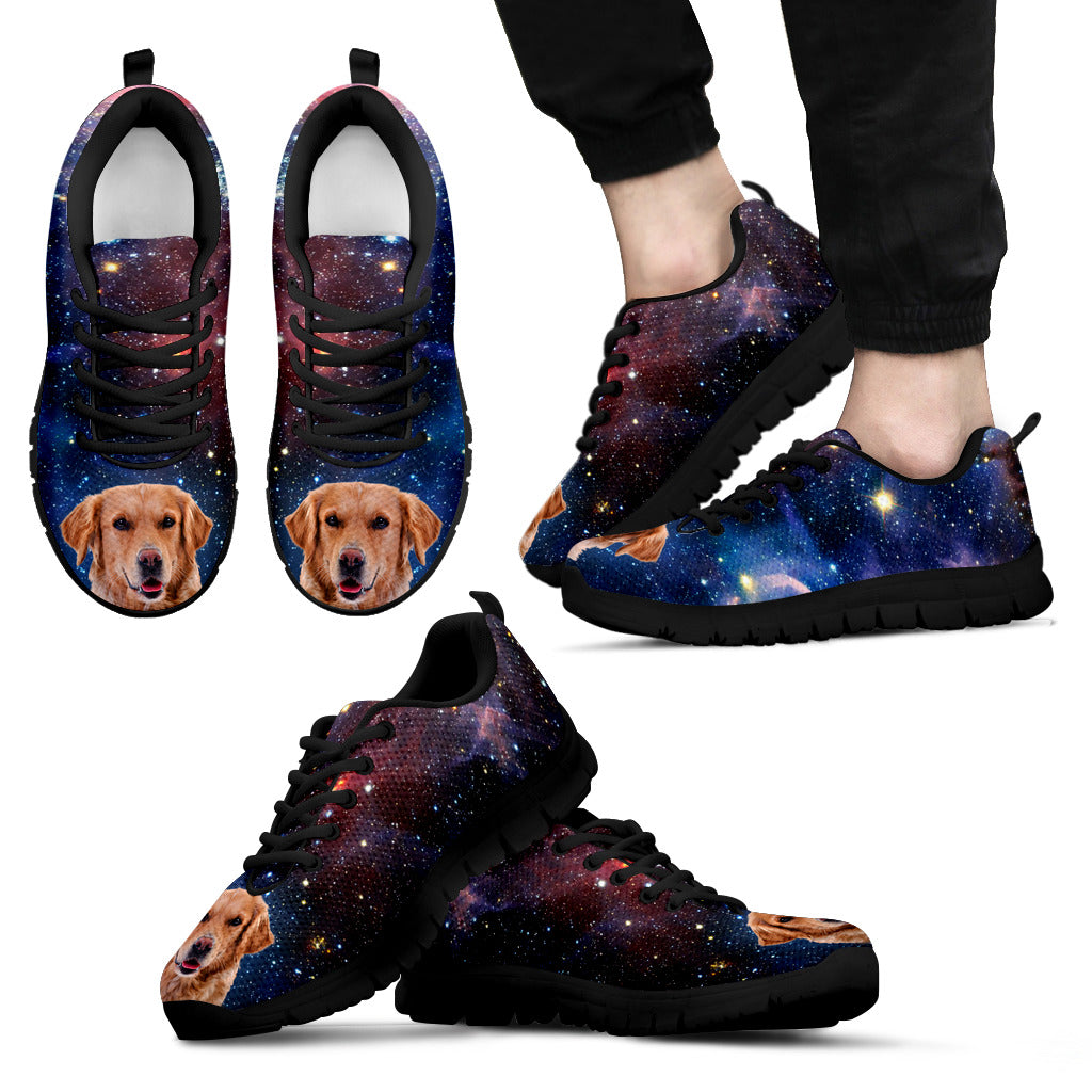 Nice Labrador Sneakers - Galaxy Sneaker Labrador, is cool gift for you