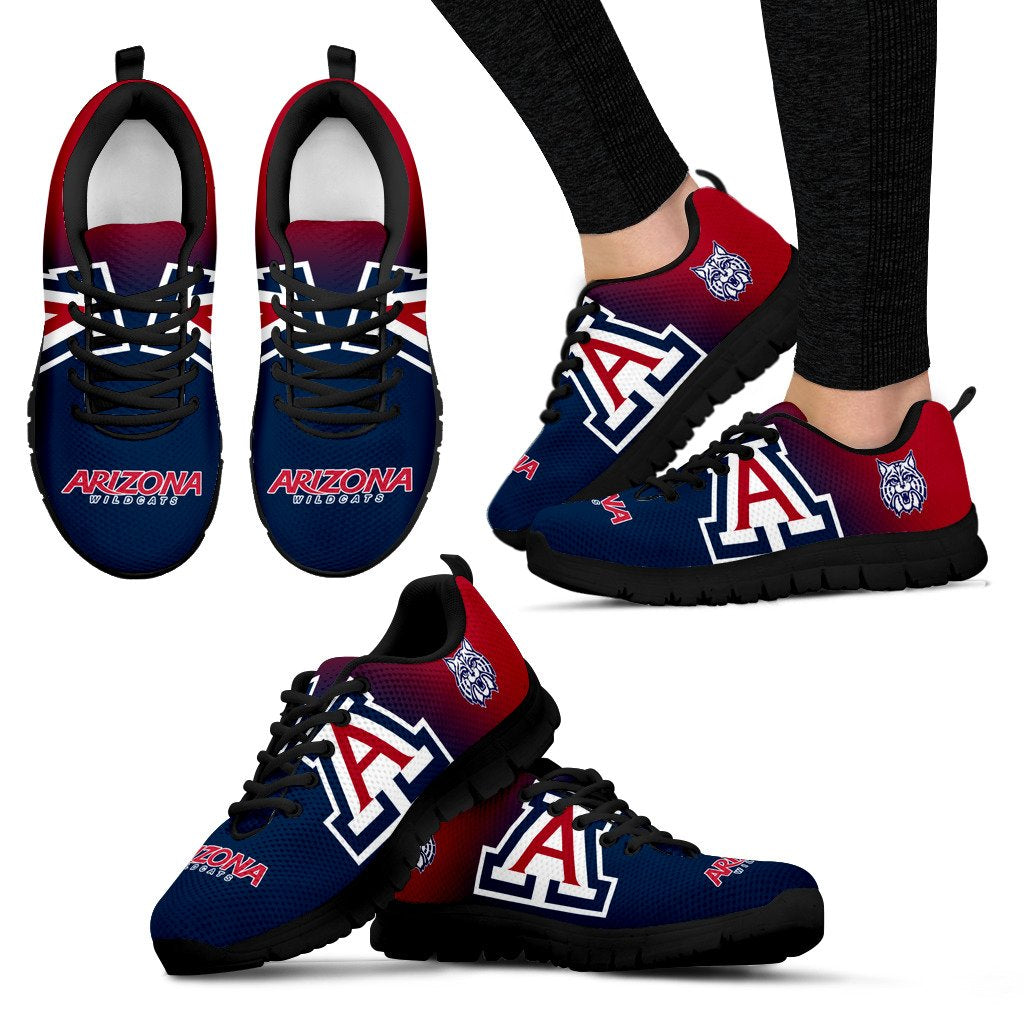 Awesome Unofficial Arizona Wildcats Sneakers