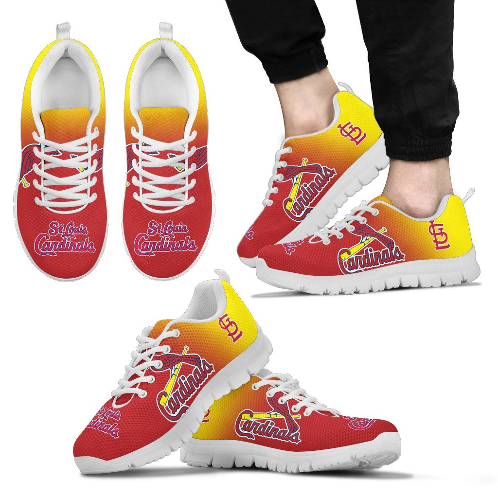 Awesome Unofficial St. Louis Cardinals Sneakers