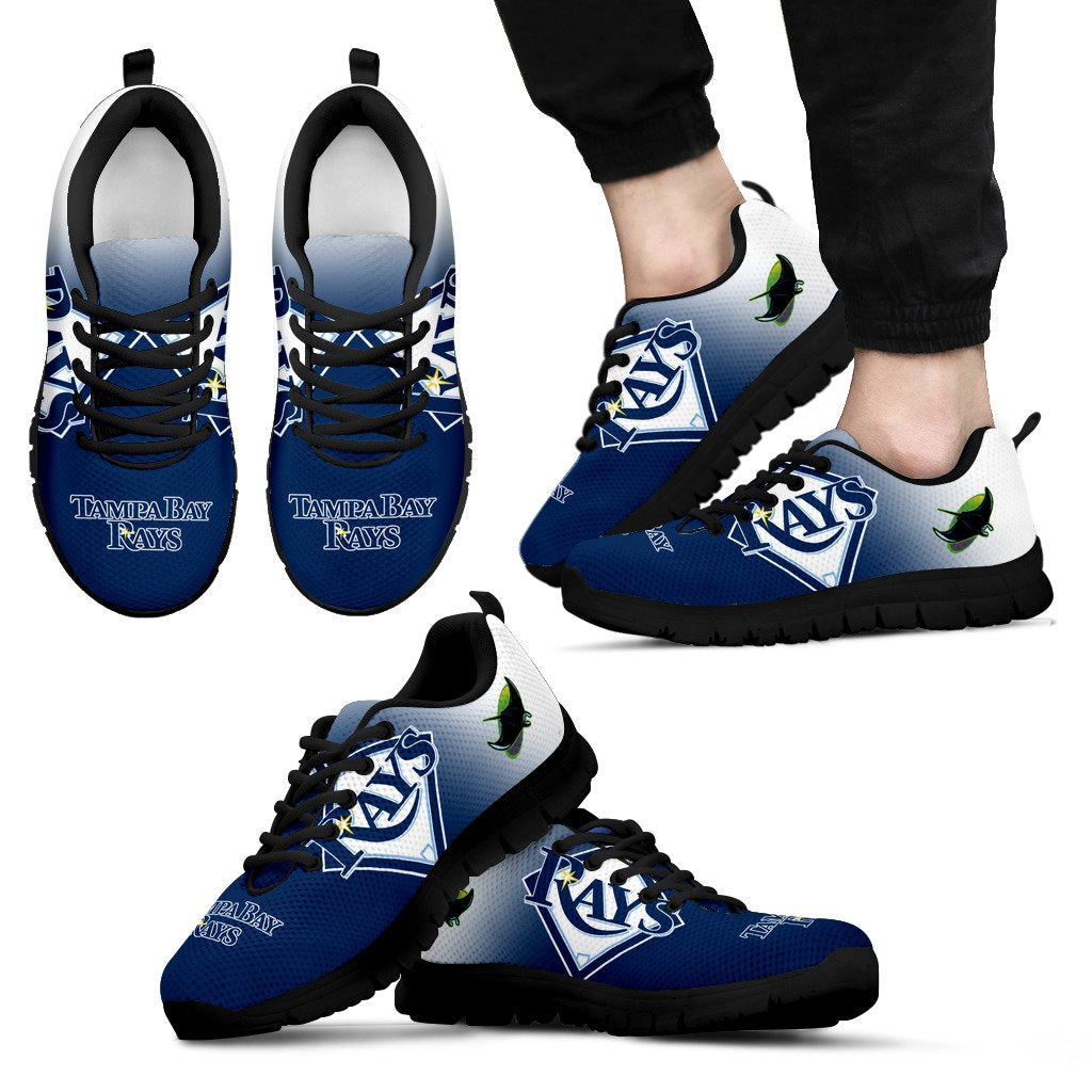 Awesome Unofficial Tampa Bay Rays Sneakers