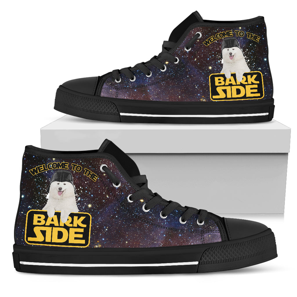 Star Paws Samoyed High Top Shoes