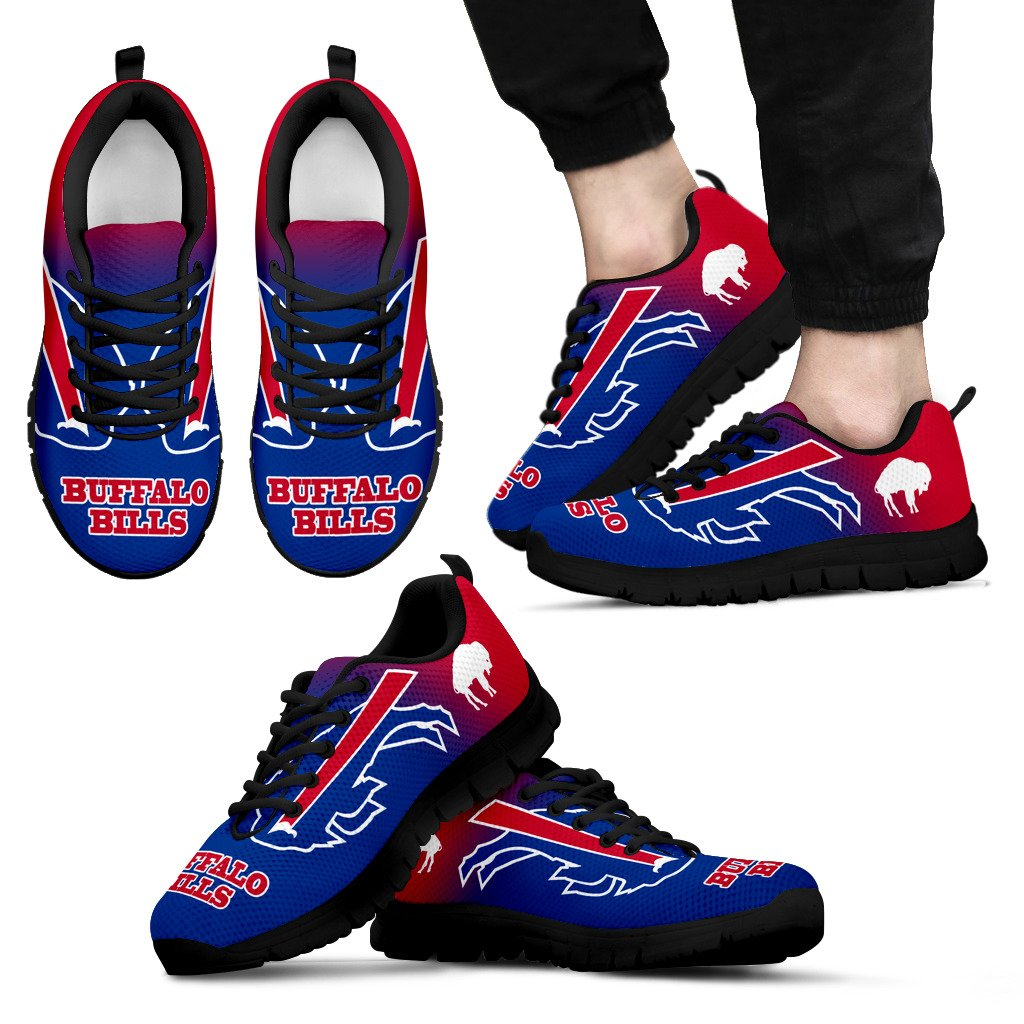 Awesome Unofficial Buffalo Bills Sneakers