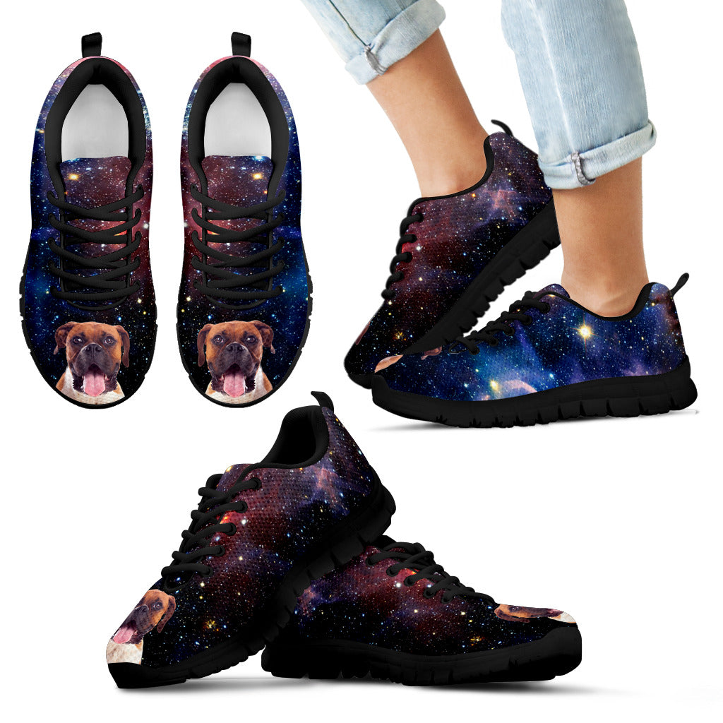Nice Boxers Sneakers - Galaxy Sneakers Boxer, is cool gift for friends