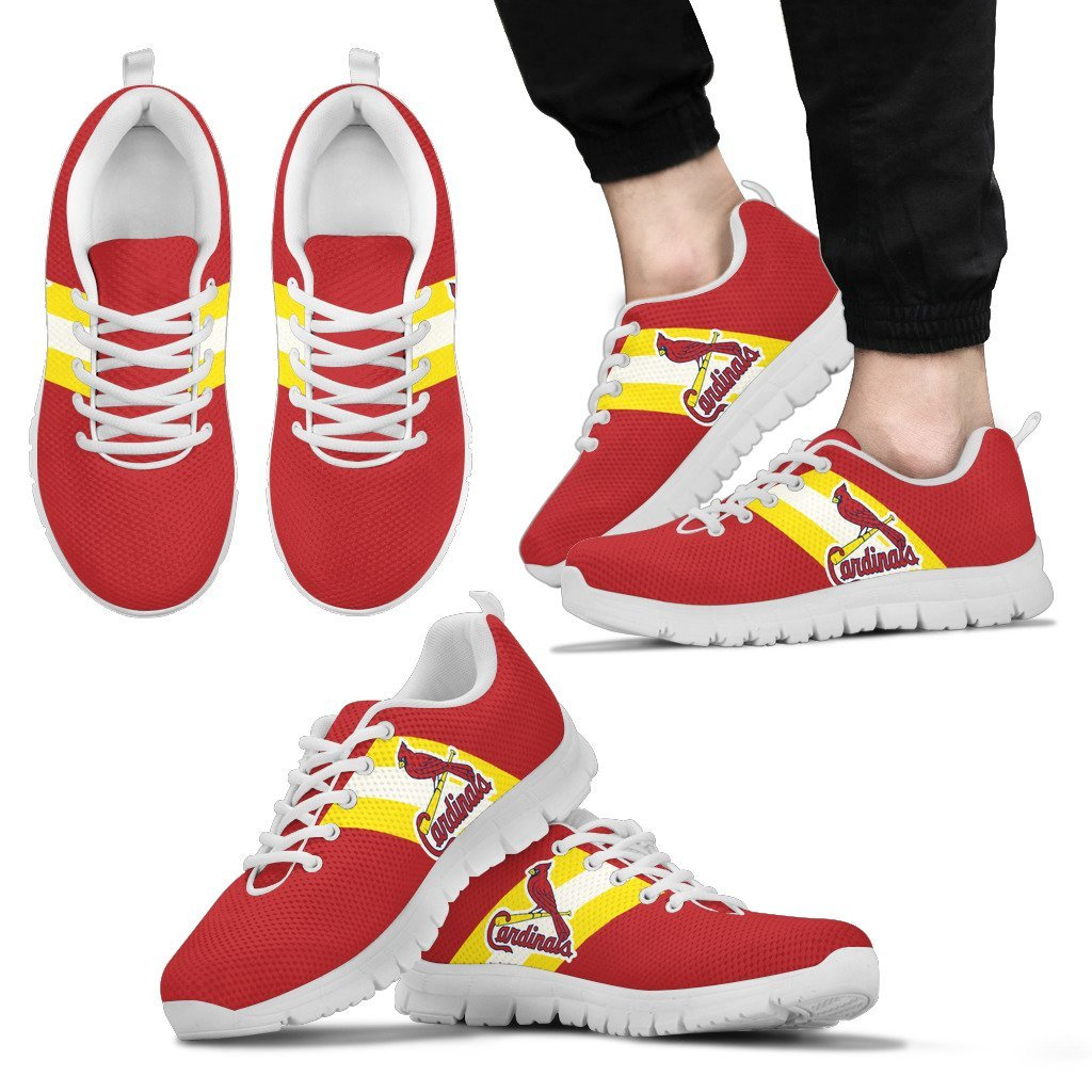 Colors Vertical St. Louis Cardinals Sneakers