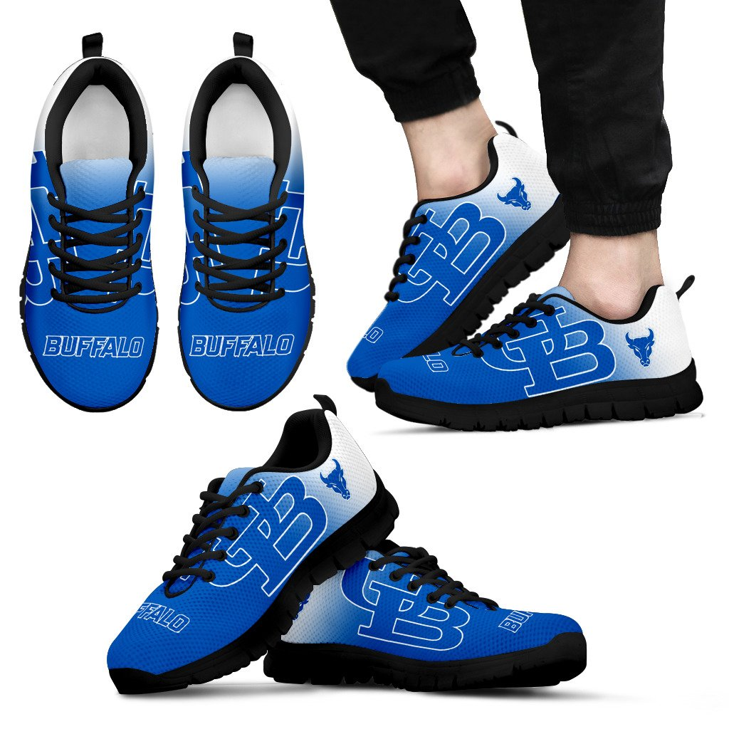 Awesome Unofficial Buffalo Bulls Sneakers