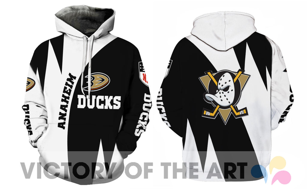 Stronger With Unique Anaheim Ducks Hoodie