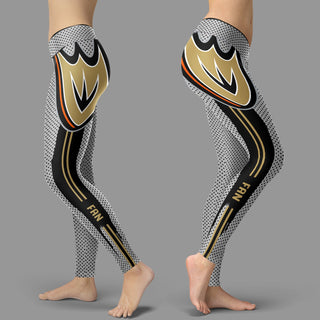 Charming Lovely Fashion Anaheim Ducks Leggings