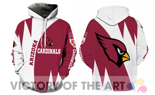 Stronger With Unique Arizona Cardinals Hoodie