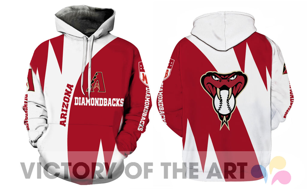 Stronger With Unique Arizona Diamondbacks Hoodie