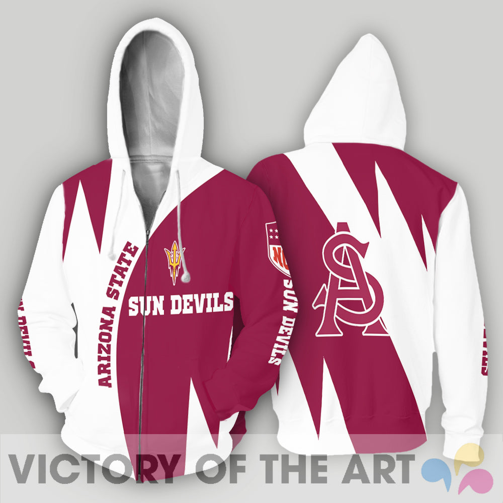Stronger With Unique Arizona State Sun Devils Hoodie