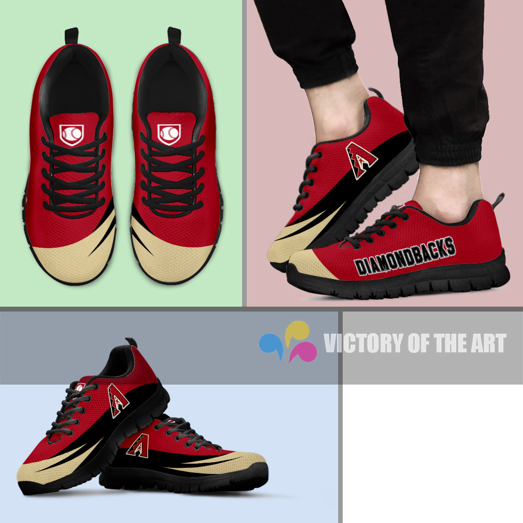 Special Gift Logo Arizona Diamondbacks Sneakers
