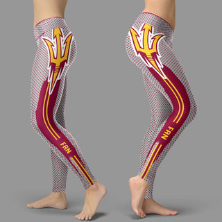 Charming Lovely Fashion Arizona State Sun Devils Leggings