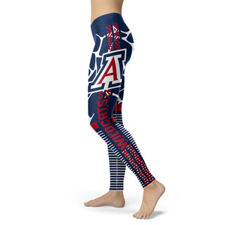 Awesome Light Attractive Arizona Wildcats Leggings