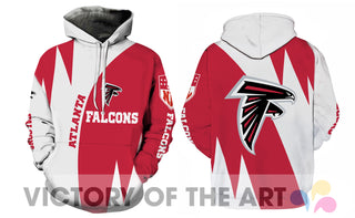 Stronger With Unique Atlanta Falcons Hoodie