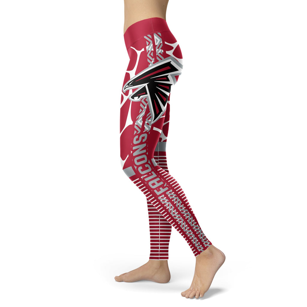 Awesome Light Attractive Atlanta Falcons Leggings
