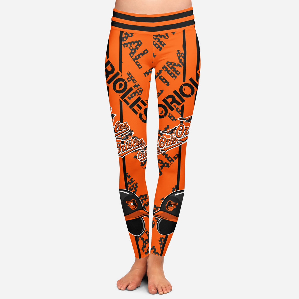 Sign Marvelous Awesome Baltimore Orioles Leggings