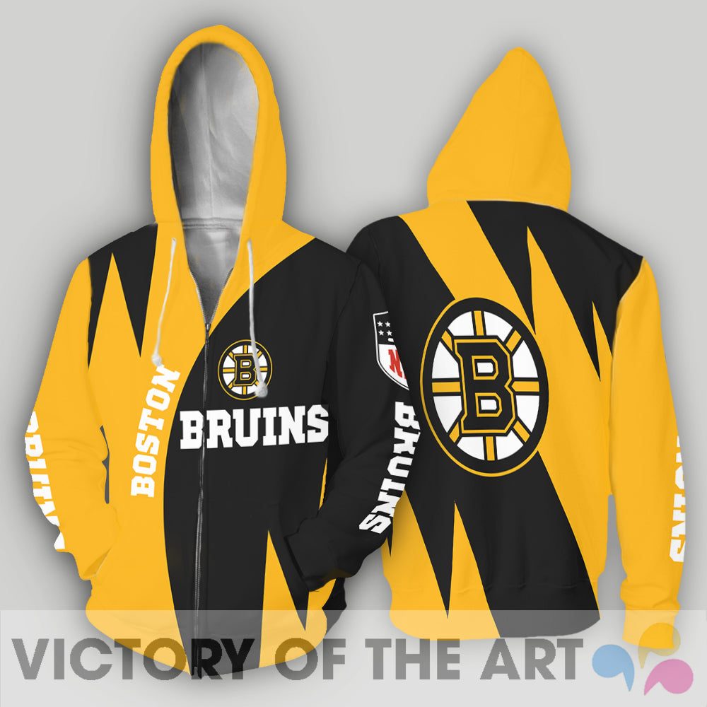 Stronger With Unique Boston Bruins Hoodie