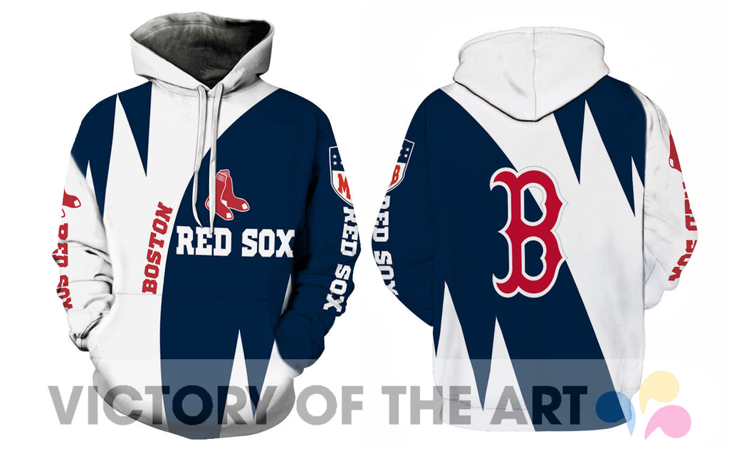 Stronger With Unique Boston Red Sox Hoodie
